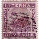 (I.B) Australia - Western Australia Revenue : IR 3d (postally used)
