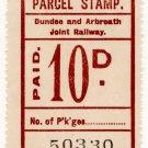 (I.B) Dundee & Arbroath Joint Railway : Parcel 10d