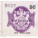 (I.B) QV Revenue : Consular Service $6