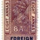 (I.B) India Revenue : Foreign Bill 8a
