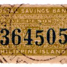 (I.B) Philippines Revenue : Postal Savings Bank 5p