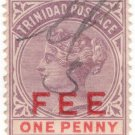(I.B) Trinidad & Tobago Revenue : Fee 1d