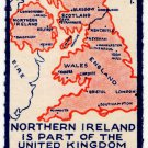 "(I.B) Ireland Political : ""Northern Ireland is Part of The United Kingdom"""