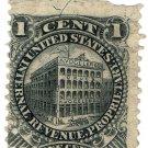 (I.B) US Revenue : Proprietary Medicine Duty 1c (Vogeler & Co)