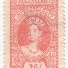 (I.B) Australia - Queensland Revenue : Impressed Duty 25/-