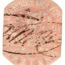 (I.B) QV Revenue : Ireland Chancery Fee Fund 1d (1867)