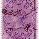 (I.B) QV Revenue : District Audit £2 (1879)