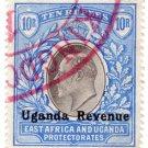 (I.B) KUT Revenue : Uganda Duty 10R