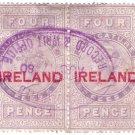 (I.B) QV Revenue : Judicature Ireland 8d