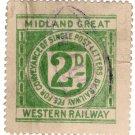 (I.B) Midland Great Western Railway (Ireland) : Letter 2d