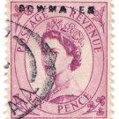 (I.B) Elizabeth II Commercial Overprint : Bowmaker