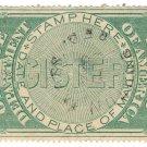 (I.B) US Postal Service : Registered Label
