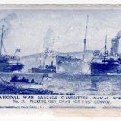 (I.B) Cinderella : National War Savings (Naval Series 37)