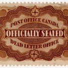 (I.B) Canada Postal : Dead Letter Office