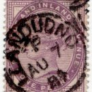 (I.B) QV Postal : Postmark Collection (Llandudno)