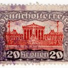 (I.B) Austria Postal : German Austria 20Kr
