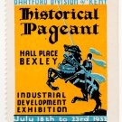 (I.B) Cinderella Collection : Bexley Historical Pageant (1932)