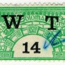 (I.B) Ireland Revenue : Unemployment Insurance 14p (wet time)