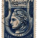 (I.B) France Revenue : Radiodiffusion (Radio Licence 1935)