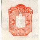 (I.B) Guernsey Revenue : Impressed Duty 9/-