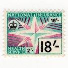 (I.B) Elizabeth II Revenue : National Insurance 18/-