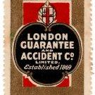 (I.B) Cinderella Collection : London Guarantee & Accident
