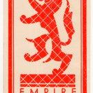 (I.B) Cinderella Collection : Scotland Empire Exhibition (1938)