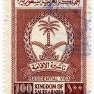 (I.B) Saudi Arabia Revenue : Residential Visa 100r