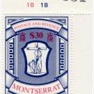 (I.B) Montserrat Revenue : Duty Stamp $30