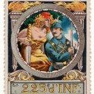 (I.B) Cinderella : Delandre Great War Regiments - 225th Infantry