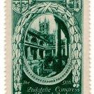 (I.B) Cinderella : 9th Philatelic Congress (Bath 1922)