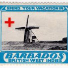 (I.B) Barbados Cinderella : Spend Your Vacation (Red Cross)