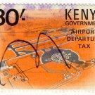 (I.B) KUT Revenue : Kenya Airport Departure Tax 80/-