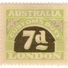 (I.B) Australia Revenue : Customs Duty 7d