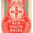 (I.B) Australia - NSW Revenue : Customs Clearance (Port of Sydney)