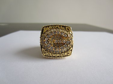 REPLICA 1996 Super bowl  XXXI CHAMPIONSHIP RING Green Bay Packer Player FAVRE 11S NIB