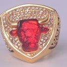 REPLICA 1993 NBA Chicago Bulls Basketball Championship ring replica size 10 US