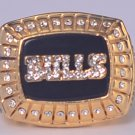 REPLICA 1992 NBA Chicago Bulls Basketball Championship ring replica size 10 US