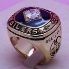 1984 Edmonton Oilers NHL Stanley Cup Championship Ring cooper ring
