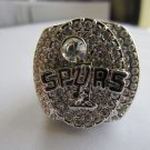 2005 San Antonio Spurs NBA  Basketball Championship ring replica size 10 US