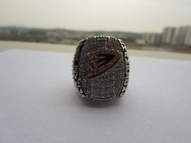 2007 Anaheim Mighty Ducks NHL Hockey Championship ring replica size 11 US