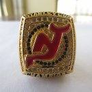 2003 New Jersey Devils Hockey NHL Stanely cup Championship ring replica size 11 US