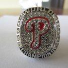 2008 Philadelphia Phillies MLB Baseball World series Championship ring replica size 11 US