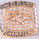 NFL 1997 Denver Broncos Super bowl XXXII CHAMPIONSHIP RING 11S Player ELWAY NIB