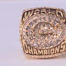 NFL 1996 Green Bay Packer Super bowl XXXI CHAMPIONSHIP RING Player FAVRE 11S NIB