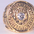 NFL 1966 Green Bay Packers Super bowl I CHAMPIONSHIP RING  Player Wright 11S