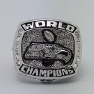 2013 Seattle Seahawks XLVIII NFL super bowl championship ring size 10S