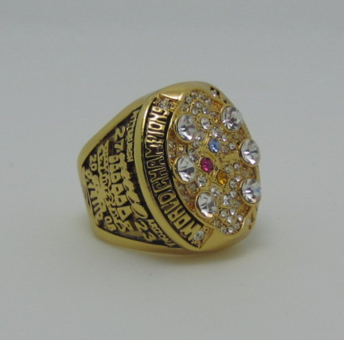 NFL 2008 Pittsburgh Steelers super bowl ring replica size 11 US