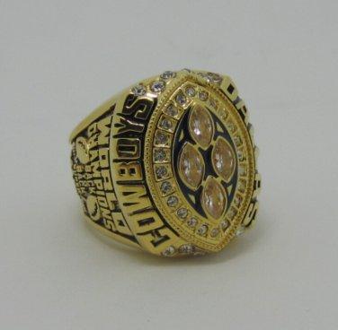 NFL 1993 DALLAS Cowboys Super bowl XXVIII CHAMPIONSHIP RING player THORNTON 11S NIB