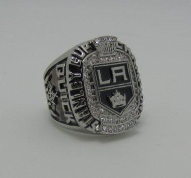 2012 Los Angeles La Kings Hockey Championship ring 11S alloy solid good quality